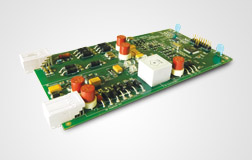 Prototypes for analog data acquisition board